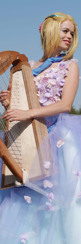 Harpfee Vertier Entertainment